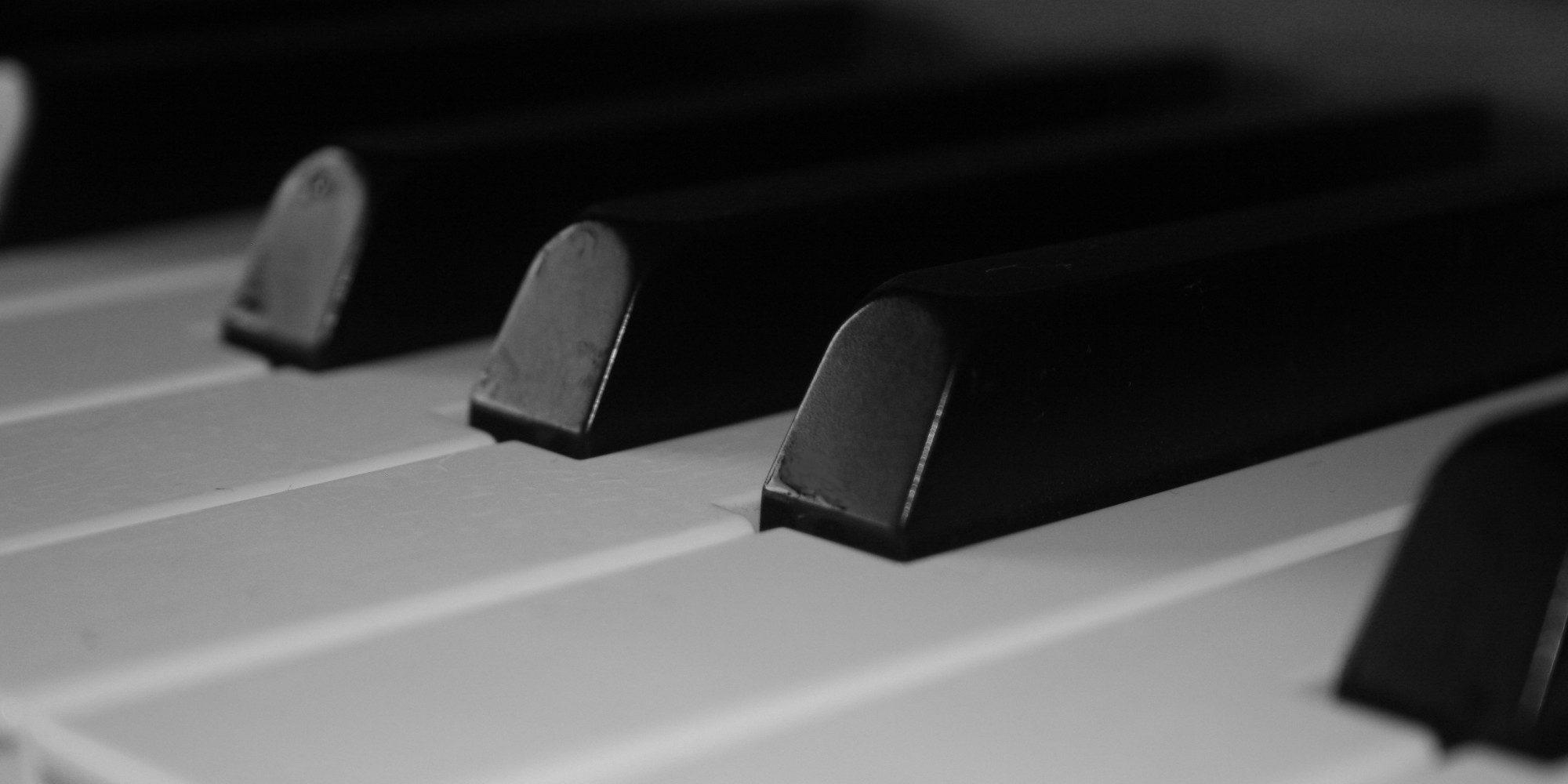 Midi Sound Synthesizer Klaviertastatur
