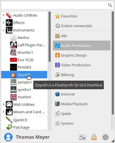 Ubuntu Midi
